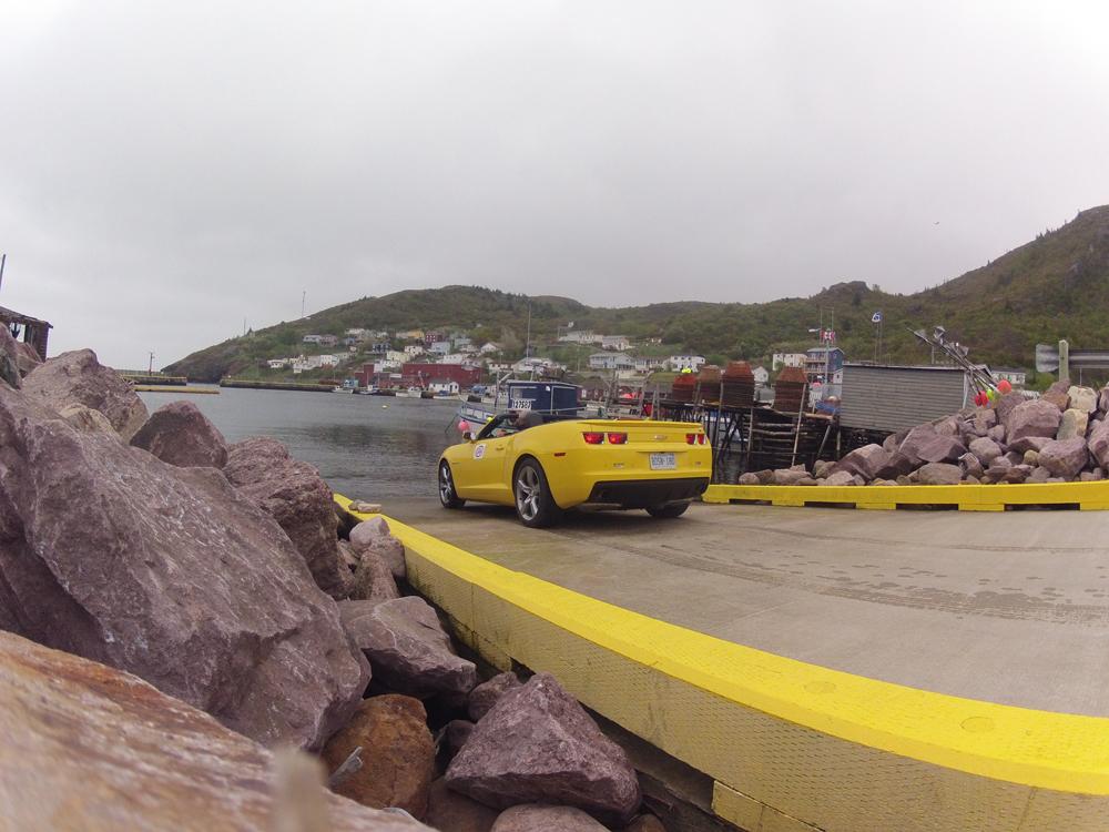 Day 1: Trinity Bay, Nl